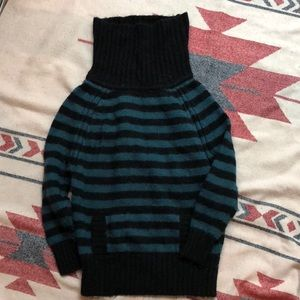Free People turtle neck sweater/sweater dress